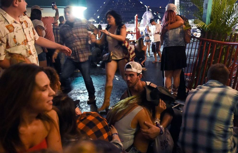 Podcasts: Las Vegas & America's Ongoing Failure Over Gun Control