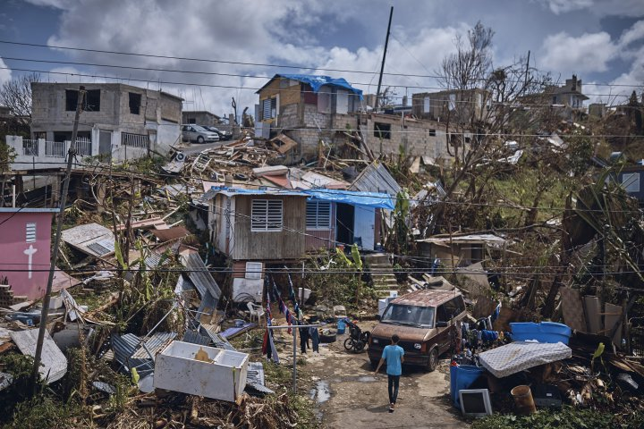 "Medical Study: 4,645 Died in Puerto Rico Because of Hurricane Maria and ""Inattention of US Government"""
