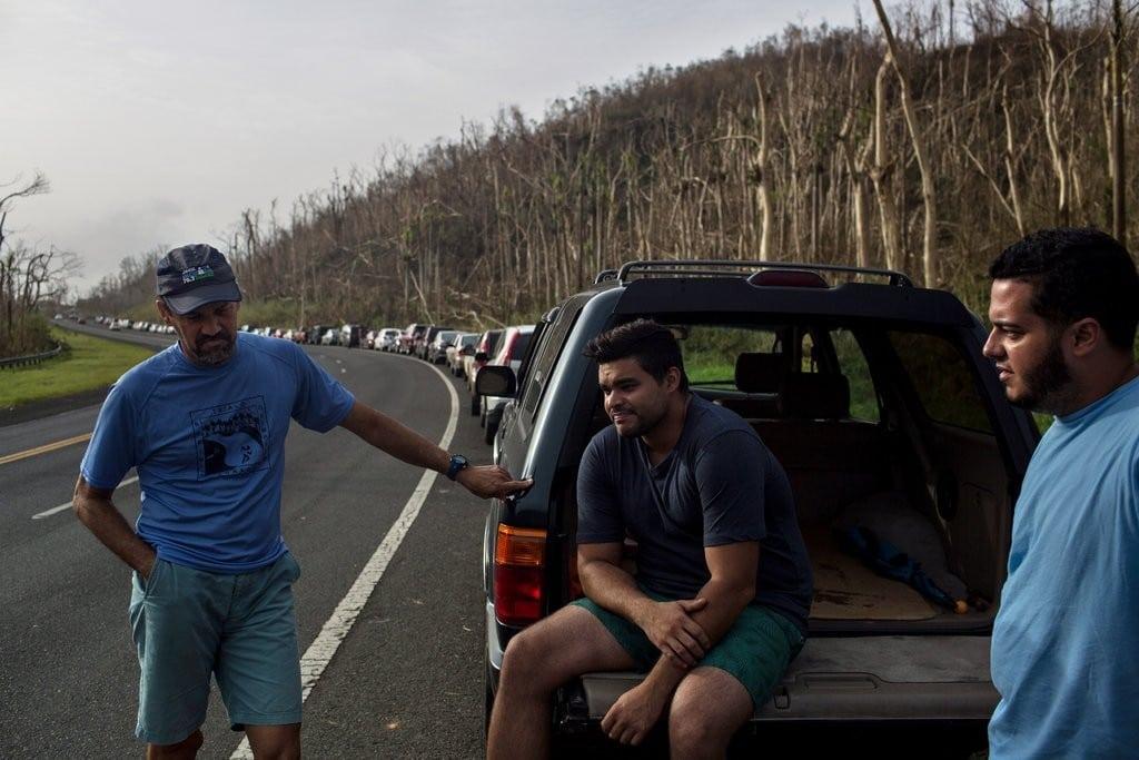PUERTO RICO QUEUE