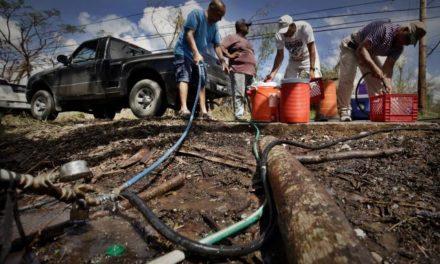 TrumpWatch, Day 267: Puerto Ricans Taking Water from Hazardous Waste Site