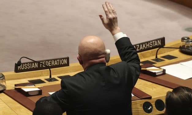 How Russia's UN Vetoes Enabled Mass Murder in Syria