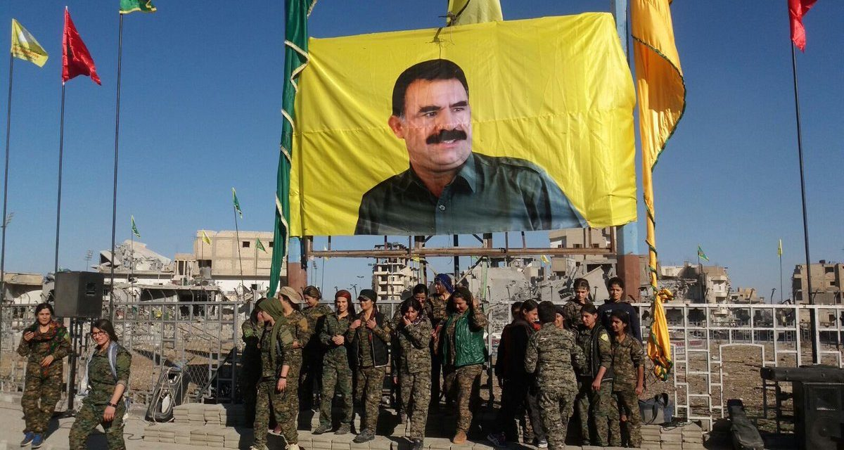 "Syria Daily: Raqqa's People to ""Decide Future Within Federal"" System — Kurds-Led SDF"