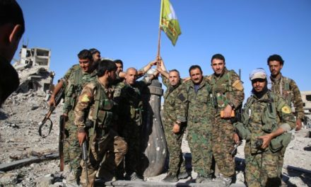 Syria Daily: Kurds-Led SDF Fights ISIS for Last Pocket of Raqqa