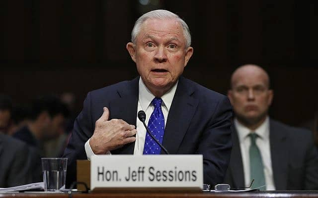 Sessions: I May Have Discussed Trump's Policies with Russian Ambassador