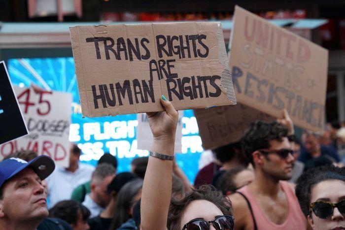 TrumpWatch, Day 284: Judges Blocks Trump Ban on Transgender Military Service