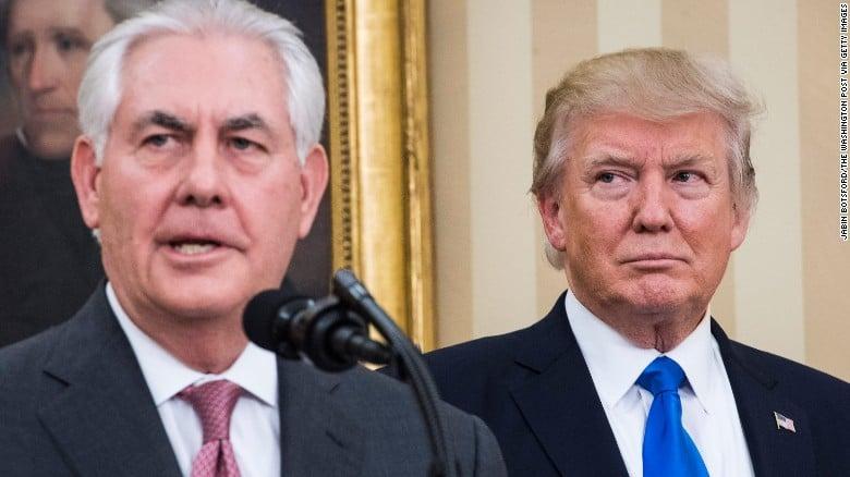 Podcast: Trump Fires Tillerson
