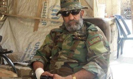Syria Daily: Top Regime General Zahreddine Killed