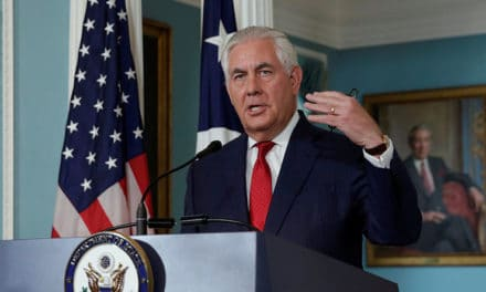 US's Tillerson — Assad Has No Place In Country's Future