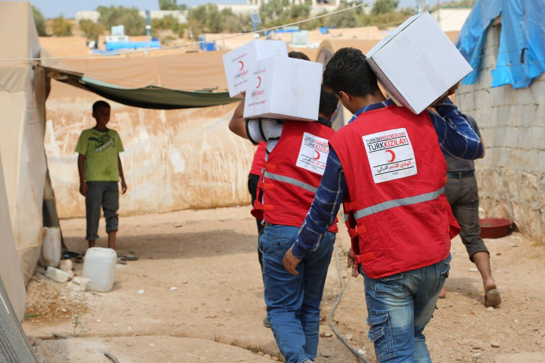 UK Strips British Aid Workers in Syria of Citizenship