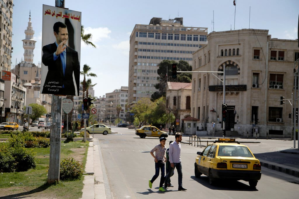 The Sadness of Those Who Remain in Damascus