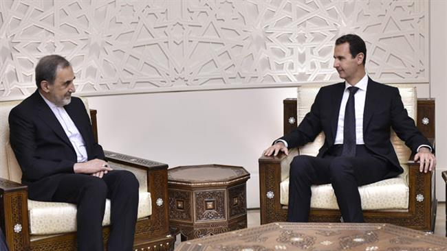 "Iran Daily: Tehran Confers With Syria's Assad About Fight v. ""Foreign Invaders"""