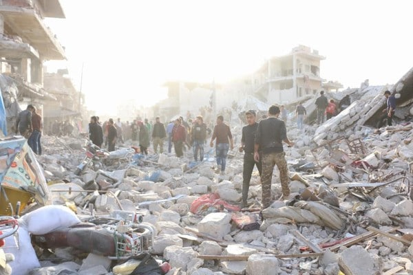 ATAREB BOMBING 13-11-17 2