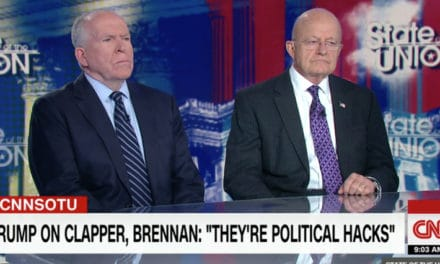 "TrumpWatch, Day 297: Ex-Intelligence Chiefs on Trump ""Peril"" With Preference for Russia and Putin"