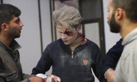 Syria Daily: Children, Rescuers Killed in Latest Pro-Assad Attacks Near Damascus