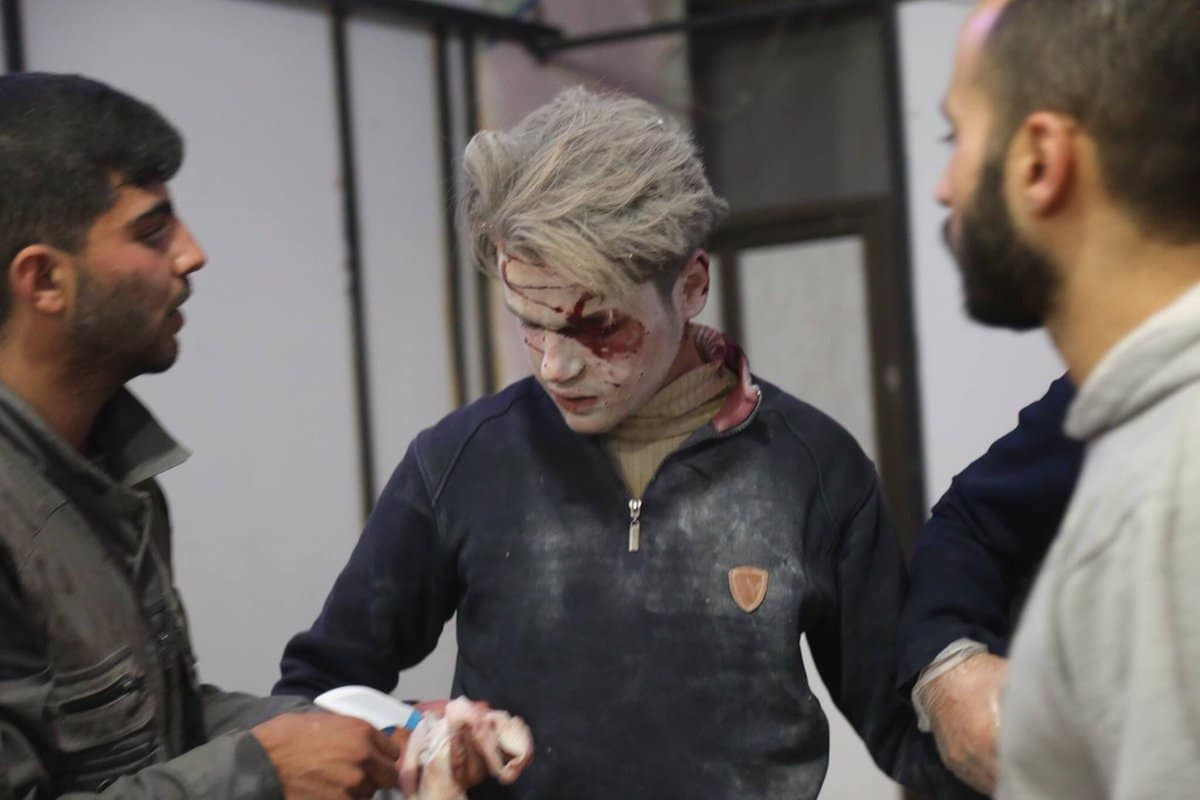Syria Daily: Children, Rescuers Killed in Latest Pro-Assad Attacks Near Damascus