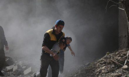 Syria Daily: Renewed Russia-Regime Attacks Near Damascus