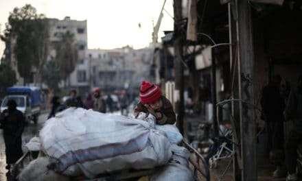 Starving and Dying in Besieged East Ghouta