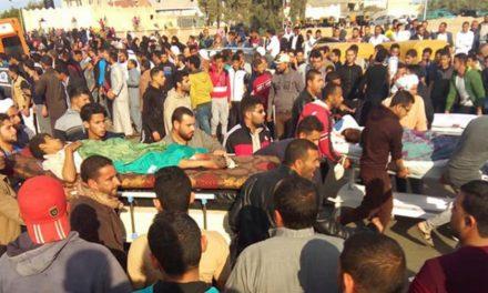 BBC Radio: The Mosque Attack in Egypt's Sinai