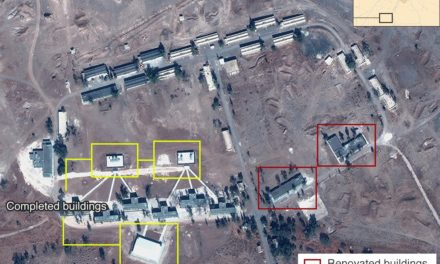 Is Iran Establishing a Military Base near Syria's Capital Damascus?