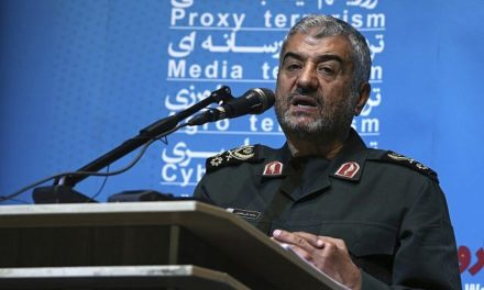 Iran Daily: Revolutionary Guards — Domestic Threats More Serious Than Those from Abroad