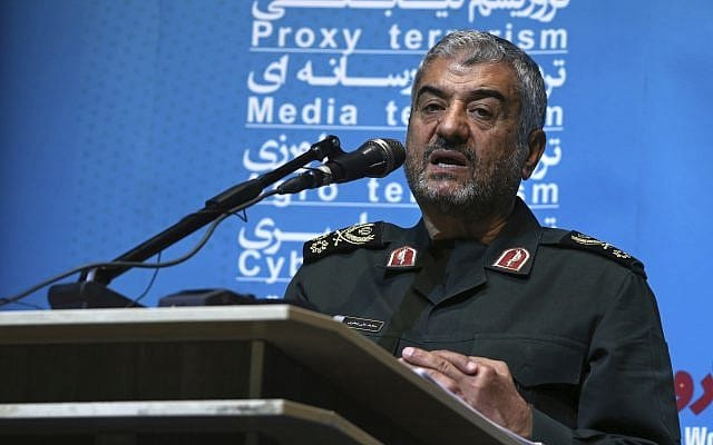 Iran Daily: Revolutionary Guards — We Are Staying in Syria