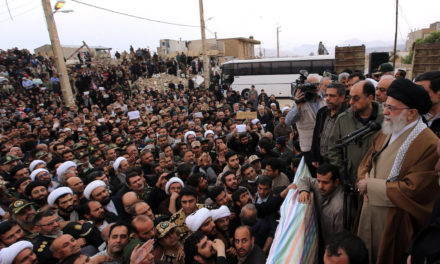 Iran Daily: Concern For Earthquake Survivors As Supreme Leader Visits Area