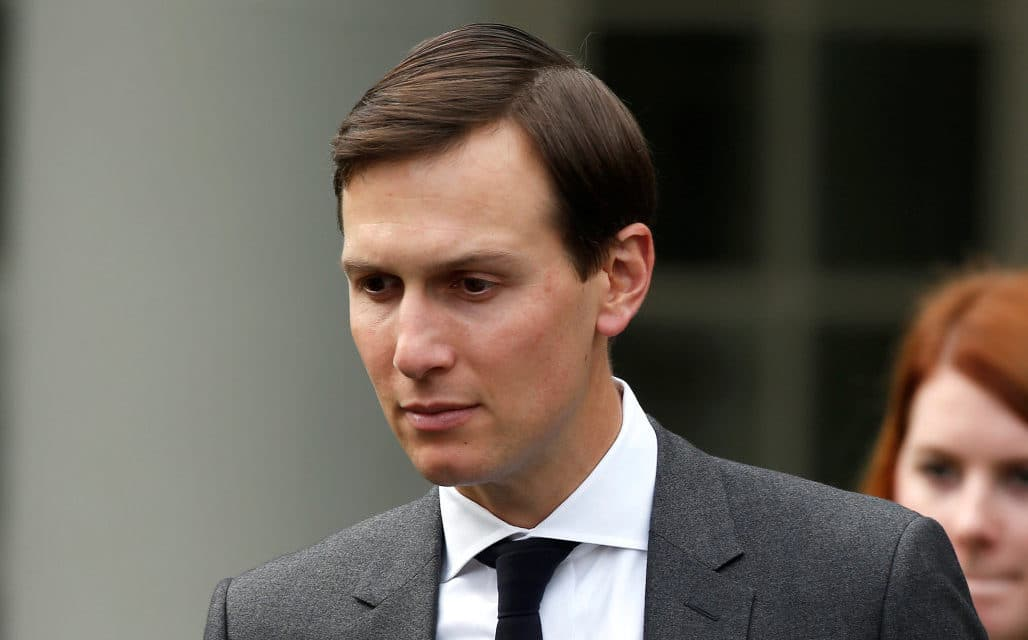 "TrumpWatch, Day 301: Kushner Pressed Over E-mails About ""Russian Backdoor Overture"""