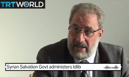 Video: The Local Government Inside Syria's Idlib City