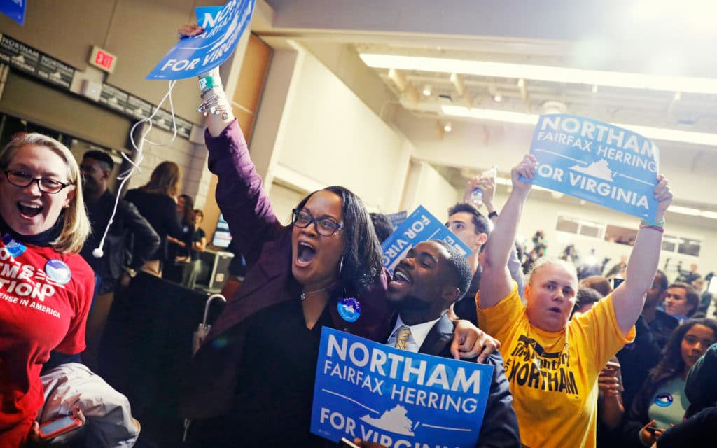 TrumpWatch, Day 292: Democrats Sweep GOP in State and Local Races