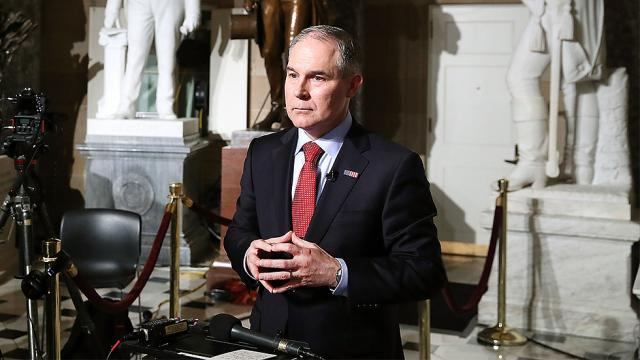 """""""Air Quality is Too Clean"""" — EPA Packs Boards with Industry Members"""