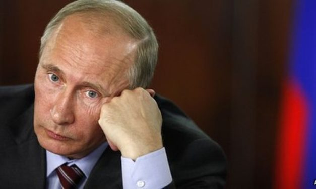 Reverse Engineering Russia's Propaganda to Find Putin's Weaknesses in Syria