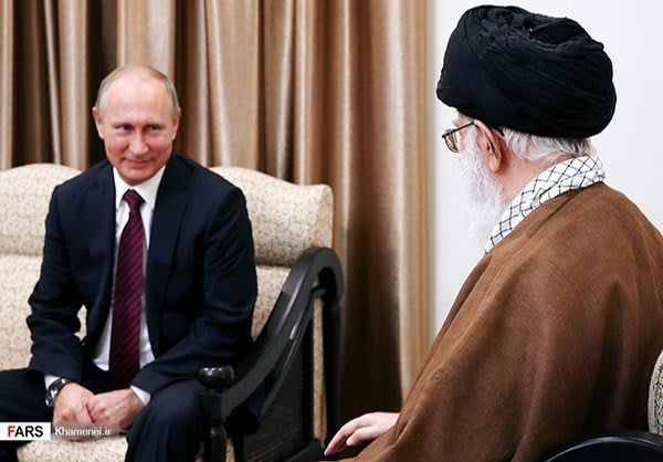 Iran Daily: Putin Talks Syria and Nuclear Deal in Tehran