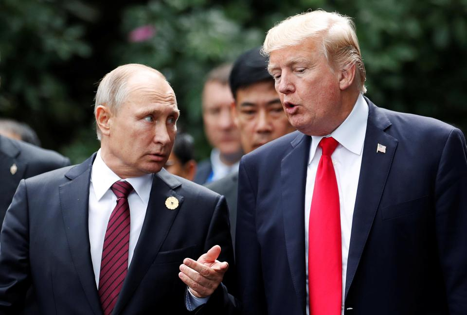 TrumpWatch, Day 438: Trump Proposed White House Visit by Putin