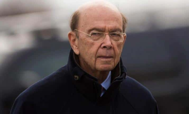 TrumpWatch, Day 290: Commerce Secretary Ross's Link to Putin's Son-in-Law