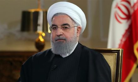 "Iran Daily: Rouhani — Saudi is Hostile Because of ""Chaos in Kingdom"""