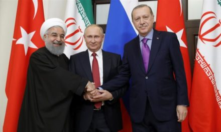 """Syria Daily: Russia-Turkey-Iran Push """"People's Congress"""" — But Who Will Attend?"""
