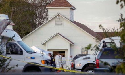 """Podcast: After the Texas Mass Killing — """"Nothing Will Be Done"""""""