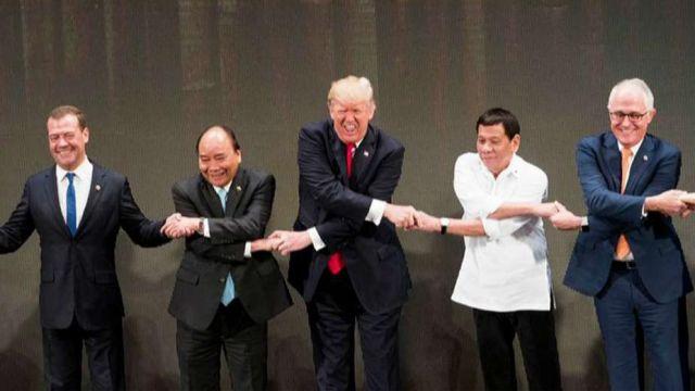 TalkRadio: Talking Trump — From Twitter Rage at North Korea to Hugs for Vlad