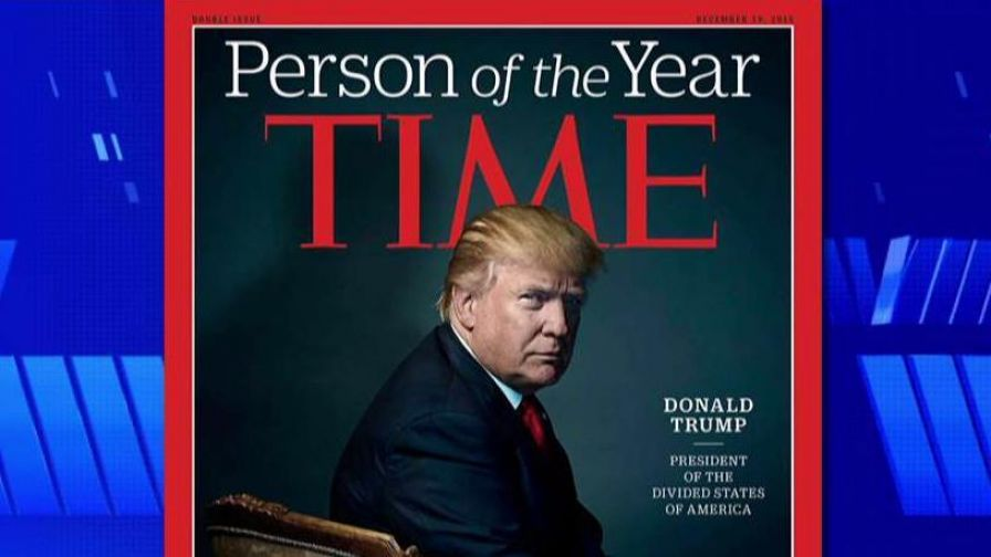 """TrumpWatch, Day 309: Trump's """"Person of the Year"""" Outburst"""