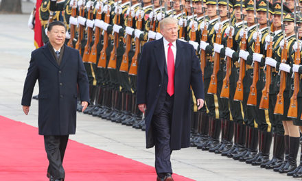 TrumpWatch, Day 293: Trump Absolves China, Blames US Over Trade