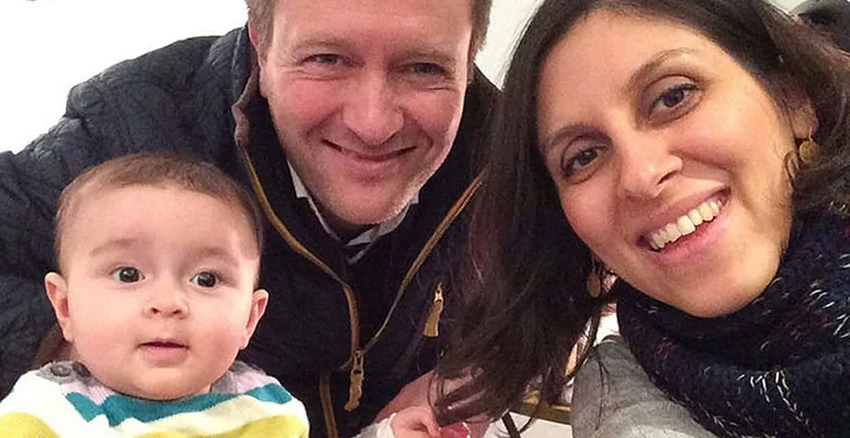 "An Innocent Mother in an Iran Prison: ""We Cannot Forget Nazanin Zaghari-Ratcliffe"""
