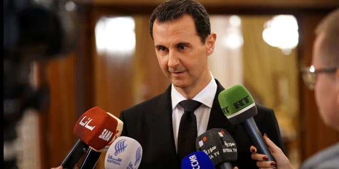 "Syria Daily: Assad Points to Battle With Kurdish ""Traitors"""