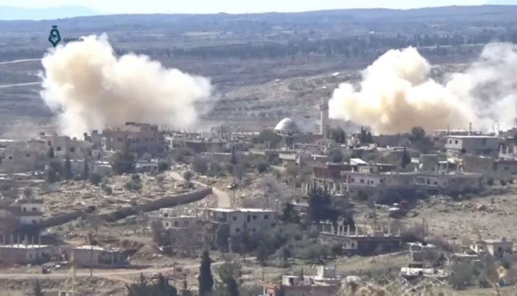 Syria Daily: Pro-Assad Forces Advance Near Border with Israel