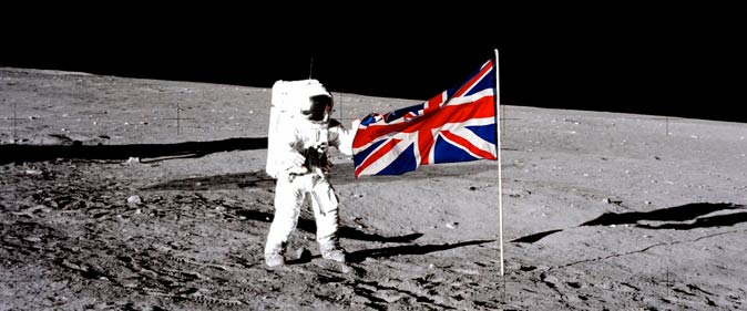Taking Britain's Industrial Strategy Into Space