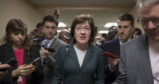 GOP Rams Through Tax Cut Bill in US Senate