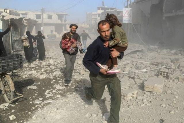Syria Daily: Regime Renews East Ghouta Attacks After Geneva Walkout