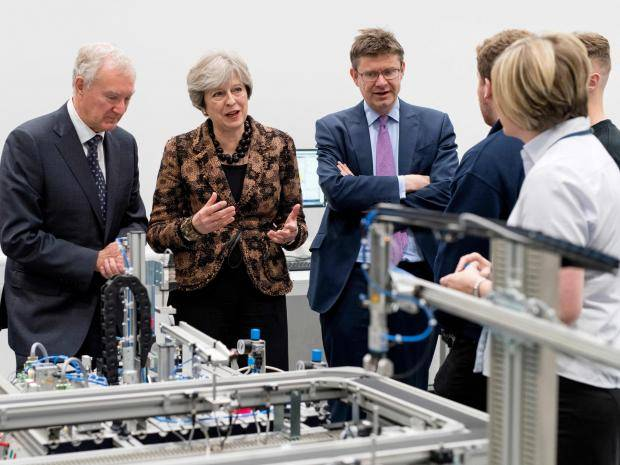 What is the UK's Industrial Strategy?
