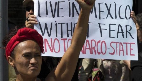 """Anyone's Child"": Is There A Way Forward for Mexico's Drug Policy?"