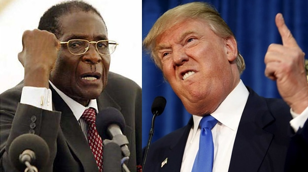 Political WorldView Podcast: The Getting Rid of Presidents (From Mugabe to Trump) Edition