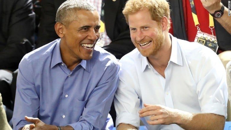 Podcast: Prince Harry, Obama, and the UK's Trump Problem